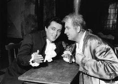 Fritz Wunderlich and Hans Hotter