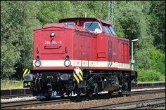202 354-7 (MTEG 204 354-5) Muldentaleisenbahnverkehrsgesellschaft mbH