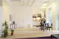 Home exchange Berlin,Germany-Spacious loft apartment in city center w/ garden    Knok