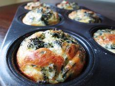 Make Ahead Breakfast Quiches