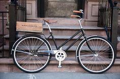 Bowery Lane Bicycles - Breukelen. I really want a cute bike!