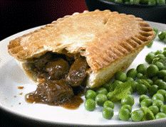 Steak and Kidney Pie ♥ #SouthAfrican