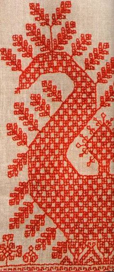 Нарядные полотенца. Ширинки Russian Embroidery, Embroidery Sampler, Folk Embroidery, Cross Stitch Charts, Cross Stitch Patterns, Russian Traditional Dress, Russian Culture, Russian Folk, Tapestry Weaving