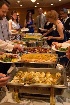 diy wedding food on a budget