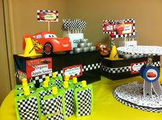 Cars Party #cars #party