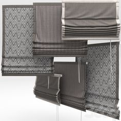 Roman blinds with string and chain pulls Roman Curtains, Roman Blinds, Curtains With Blinds, Drapes Curtains, Valances, Drapery, Elegant Curtains, Beautiful Curtains, Modern Curtains