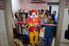 Ronald McDonald House Charities India Opens Ronald McDonald Family Room In BJ Wadia Hospital