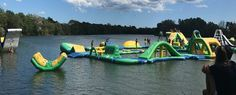 parc aquatique gonflable waterworld83 - waterworld Assemblage, Outdoor Decor, Park, Amigos, Camping France