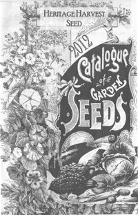 amazing rare and endangered heirloom seeds from manitoba