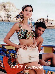 Dolce & Gabbana ad - Spring 2013