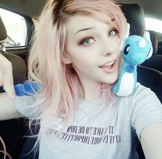 cute emo hipster girl nackt