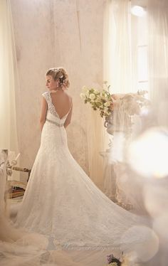 Mori Lee 2620 by Bridal by Mori Lee