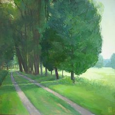 Bridle Path, World's End . Sue Charles