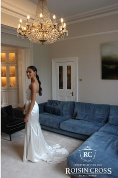 Winter White Treble Silk Satin Crepe Debs Dress made at Roisin Cross Silks Dublin Silk Organza, Silk Crepe, Silk Chiffon, Silk Satin, Deb Dresses, Winter White, Dressmaking, Dublin, Velvet