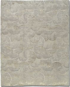 Tufenkian Carpets - HEAVENLY SILVER