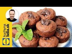 Banánové muffiny 🍌 | Martin Pyco Rausch | Kuchyňa Lidla - YouTube Lidl, Breakfast, Cupcakes, Youtube, Morning Coffee, Cupcake Cakes, Youtubers, Cup Cakes, Youtube Movies