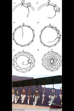 Basic dream catcher