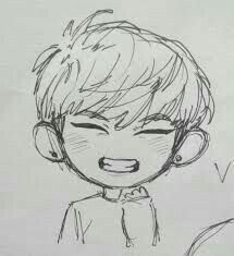 Pin By Emily Pereira On Kpop Why Not Chibi Drawings Kpop