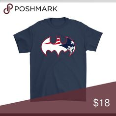 New England patriots Superman T-shirt all sizes New England patriots  Superman T-shirt all sizes Gildan cotton T-shirt Comes in all sizes NFL  Shirts Tees ... d856ff4bf