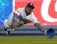 Yasiel Puig, Los Angeles Dodgers