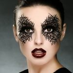 Halloween make ups are an amazing solution for Halloween. You can make incredible mask just with makeup. You can use different colors of make up and m...