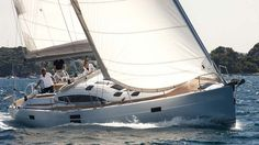 Elan 50 Impression. 5 Cabins, 10+2 Berths. Available for charter in Croatia and Greece