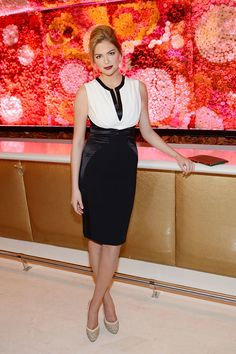 At the grand opening of Andrea's at Wynn Las Vegas on January 16, 2013. Getty Images -Cosmopolitan.com