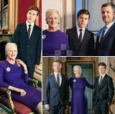 Queen Magrethe turns 80 years old on April In relation with her birthday various new portraits will be released. Denmark Royal Family, Danish Royal Family, Denmark History, Prince Christian Of Denmark, Royals Today, Queen Margrethe Ii, Danish Royalty, Crown Princess Mary, High Society