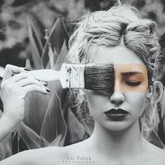Portrait Mood – Photo by @alifalak_artwork