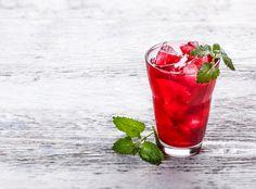 A mistura de ingredientes garante uma bebida gostosa e funcional