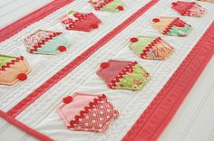 Cotton Way - Cupcakes - Quilt Pattern - Pattern #961