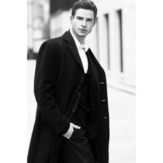 Kevin Rettinger by Mario Moralex for Male Model Scene ❤ liked on Polyvore featuring men