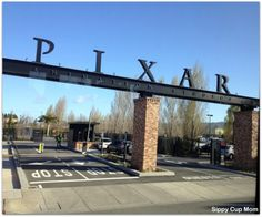 Pixar Studios in Emeryville, California