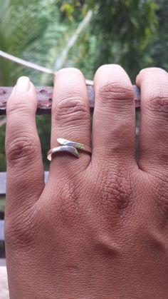 Serpentine Ring - Mythika Handmade Jewelry by Priya Jhavar