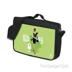 """Laptop case """"Dog Walking"""""""