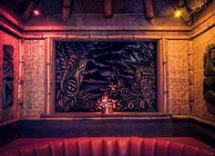 Tiki Bar - Hale Pele, Portland, OR