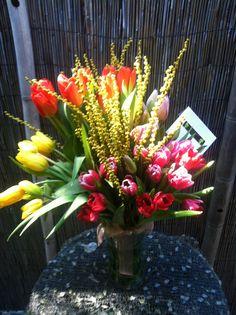 Just tulips #fairyfoufrou2014