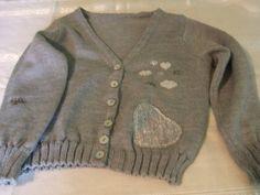 Cardigan   Golf - cardigan golfino bimba lana o cotone maglia - un prodotto  unico di a024d714d030