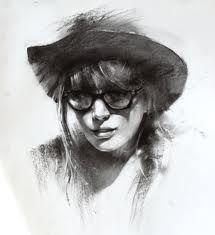 girl sketch !