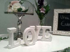 Letras LOVE!