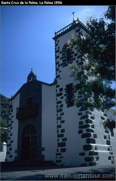 Santa Cruz de la Palma Canary Islands