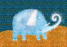 elefante galante - Eulalia Cornejo