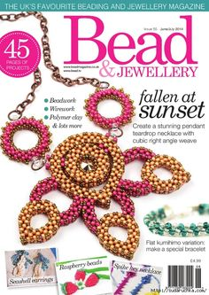 """Bead & Jewellery"". Journal of needlework .. Discussion on LiveInternet - Russian Service Online Diaries"