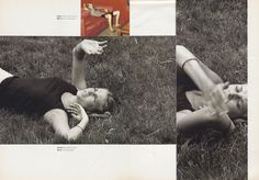 W Magazine - Bridget Hall shot by Corinne Day - 1995