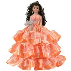 Doll Q2104 Quinceanea Dolls - Free shipping over $60 at www.misquinceano.com