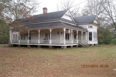 Beautiful historic home built in 1880 on 28 acres with 2 ponds. Home needs a lot of cosmetic work but seems to be structurally sound. Beautiful hardwood floors throughout with 16 foot ceilings . Each room has its own fireplace . Listing has a Taylorsville address but is in Jones County.  var OB_platformType=3; var OB_PlugInVer=