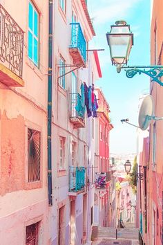 LISBON: by Matt Crump ? on Colorful photos of Lisbon, Portugal, by Matt Crump on Steller. Collage Mural, Bedroom Wall Collage, Photo Wall Collage, Picture Wall, Aesthetic Collage, Pink Aesthetic, Aesthetic Backgrounds, Aesthetic Wallpapers, Fred Instagram