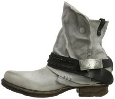 Airstep Womens 717207 Cowboy Boots: Amazon.co.uk: Shoes & Bags