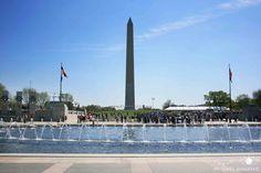 My Travel Background : 12 lieux à visiter à Washington D.C. - Washington Monument