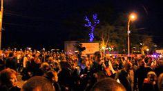 Факельное шествие 8 мая 2014 в Крыму #керчь #крым #kukmor #russia
